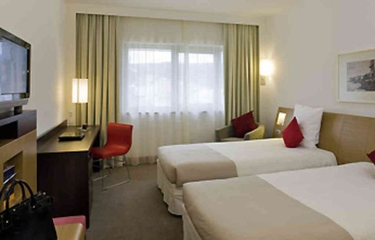 Kamers Novotel London Greenwich