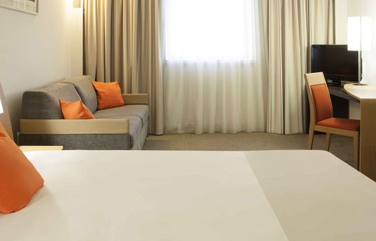 Junior Suite Novotel Paris 13 Porte d'Italie