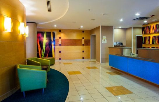 Hotelhalle SpringHill Suites Boise