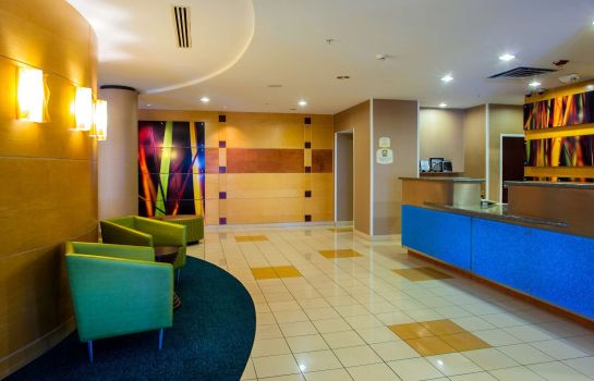 Hol hotelowy SpringHill Suites Boise