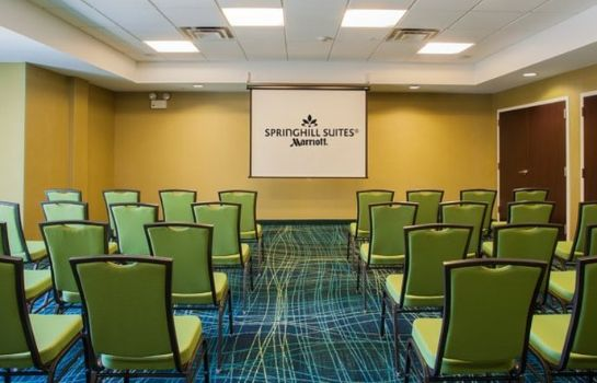 Conference room SpringHill Suites Boise