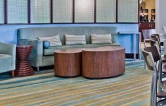 Lobby SpringHill Suites Charlotte Airport