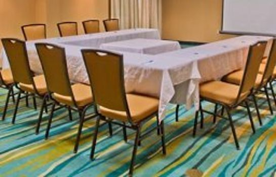 Conference room SpringHill Suites Charlotte Airport