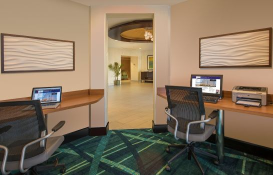 Info SpringHill Suites Charlotte Airport