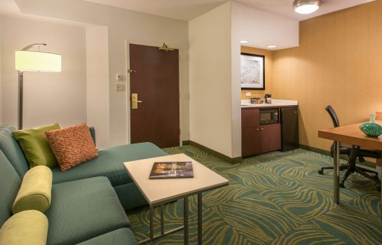 Room SpringHill Suites Charlotte Airport