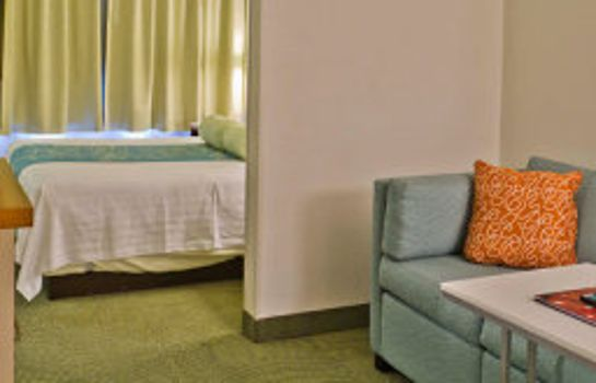 Chambre SpringHill Suites Charlotte Airport