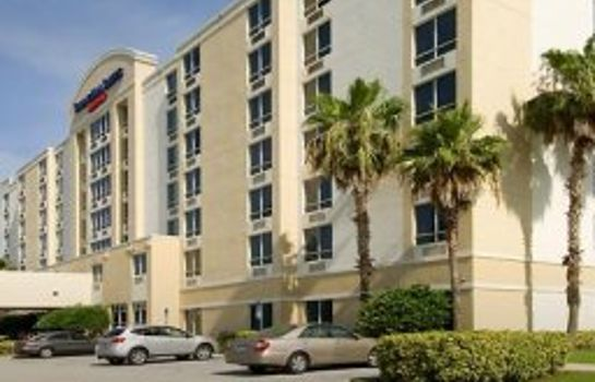 Außenansicht SpringHill Suites Miami Airport South