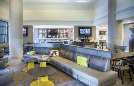 Hotelhal SpringHill Suites Miami Airport South