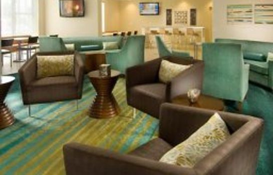 Hotelhalle SpringHill Suites Miami Airport South