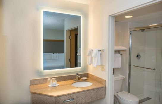 Suite SpringHill Suites Miami Airport South