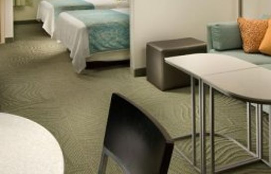 Habitación SpringHill Suites Miami Airport South