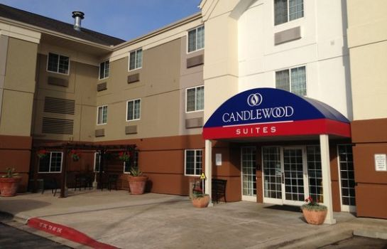 Exterior view Candlewood Suites AUSTIN-SOUTH