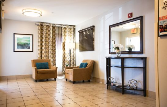 Hotelhalle Candlewood Suites AUSTIN-SOUTH