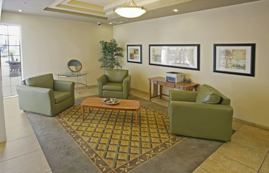 Hotelhalle Extended Stay America Chester