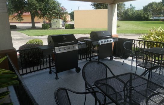 Hotelhalle Candlewood Suites HOUSTON-CLEAR LAKE