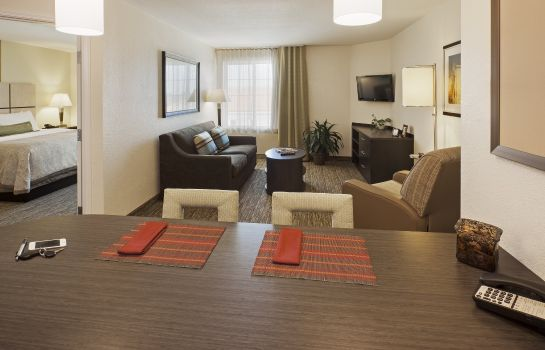 Zimmer Candlewood Suites HOUSTON BY THE GALLERIA