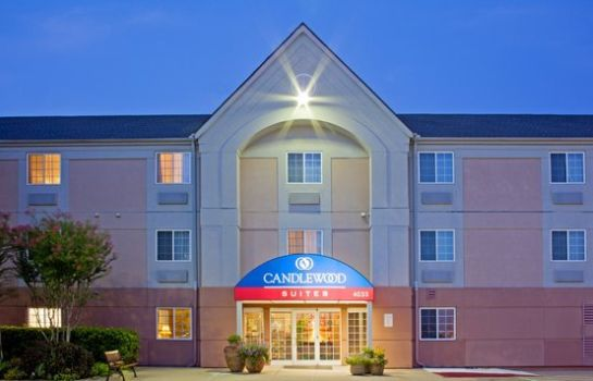 Exterior view Candlewood Suites HOUSTON-WESTCHASE
