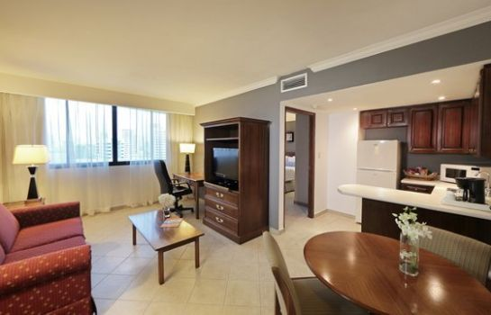Suite Crowne Plaza PANAMA