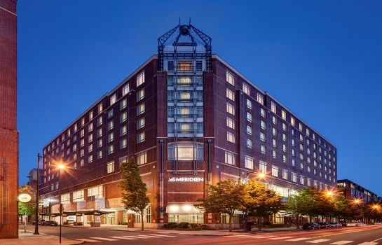 Exterior view Le Meridien Cambridge-MIT