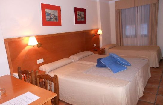 chambre standard Hotel Doña Catalina
