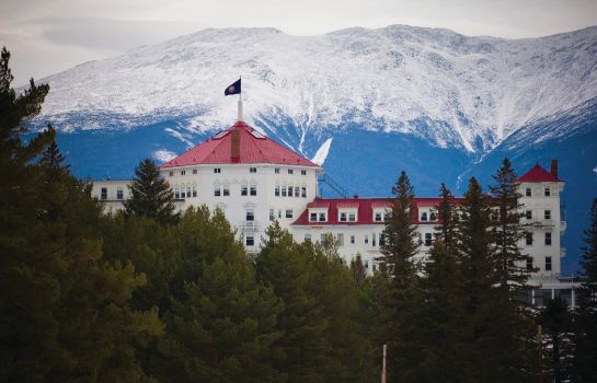 Exterior view Omni Mount Washington Resort