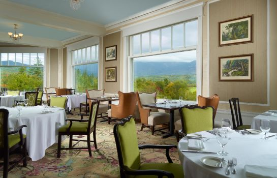Restauracja Omni Mount Washington Resort