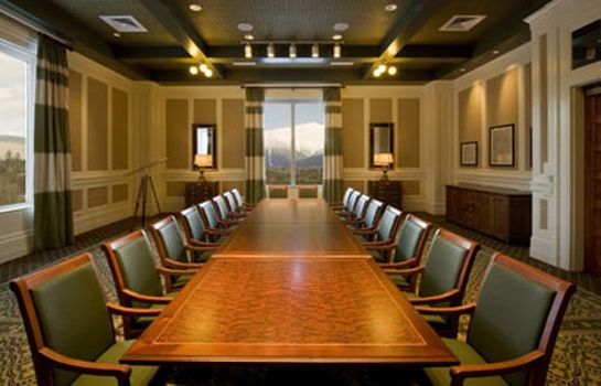 Sala de reuniones Omni Mount Washington Resort