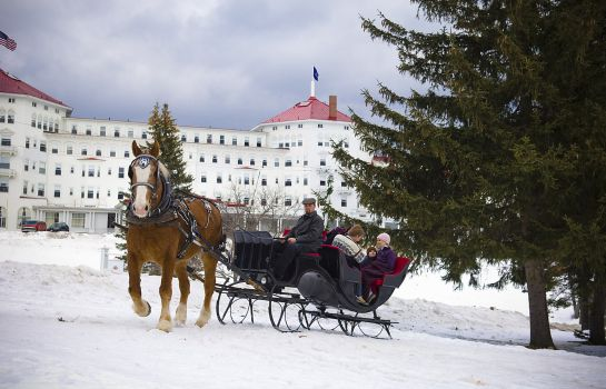 Informacja Omni Mount Washington Resort