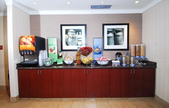 Restaurant Hampton Inn Boston-Cambridge