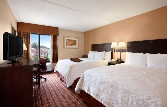 Zimmer Hampton Inn Boston-Cambridge