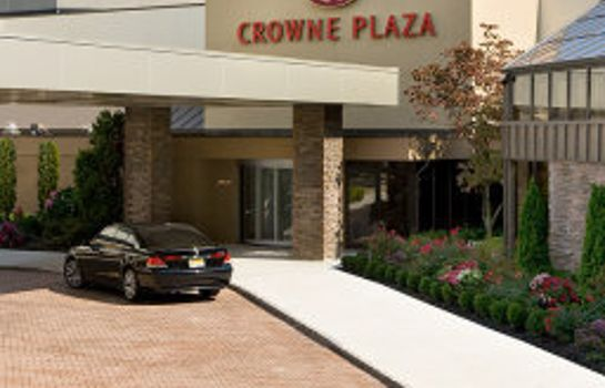 Vista esterna Crowne Plaza FAIRFIELD