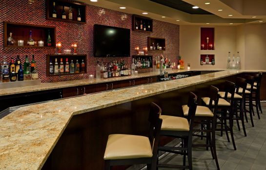 Bar del hotel Crowne Plaza FAIRFIELD