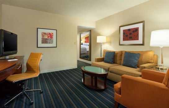 Suite Doubletree by Hilton Fairfield