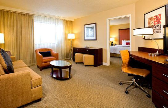 Suite Crowne Plaza FAIRFIELD