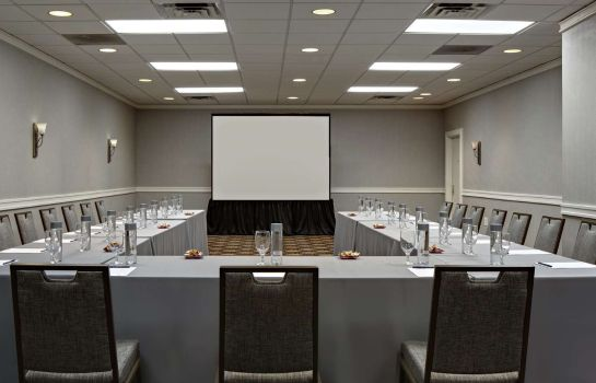 Sala congressi Doubletree by Hilton Fairfield