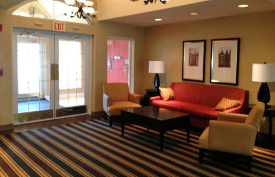 Hotelhalle Extended Stay America Peabody