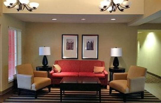 Hotelhalle Extended Stay America Boston Peabody