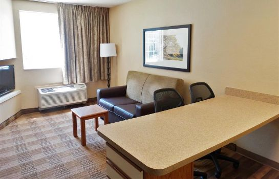Zimmer Extended Stay America Peabody