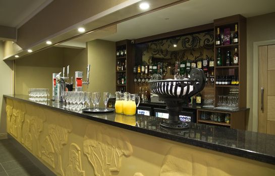 Bar de l'hôtel Best Western Plus White Horse