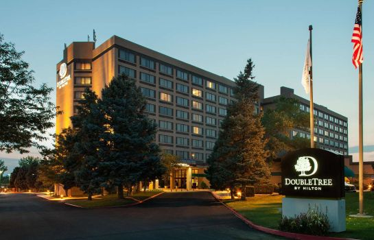 Buitenaanzicht DoubleTree by Hilton Grand Junction