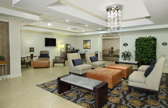 Hotelhalle DoubleTree by Hilton Mahwah