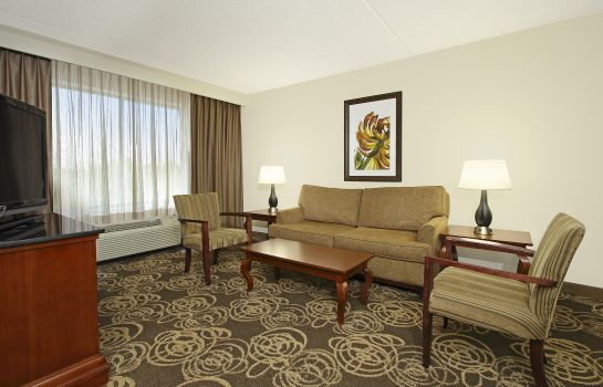Suite DoubleTree by Hilton Mahwah