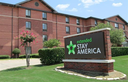 Buitenaanzicht Extended Stay America Las Coli