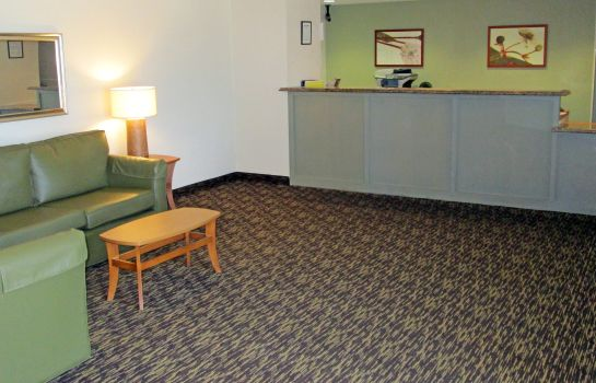 Hotelhalle Extended Stay America Las Coli