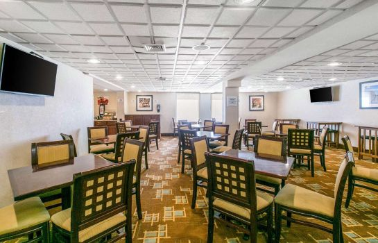 Restaurante Quality Inn Edison