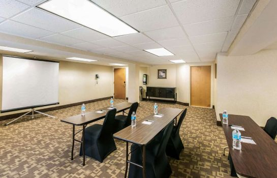 Congresruimte Quality Inn Edison-New Brunswick