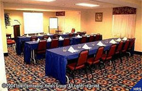 Conference room Quality Inn Edison