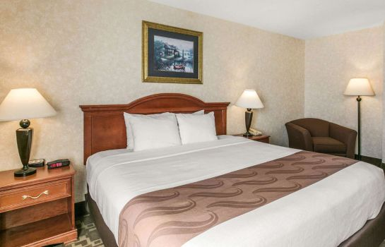 Kamers Quality Inn Edison-New Brunswick