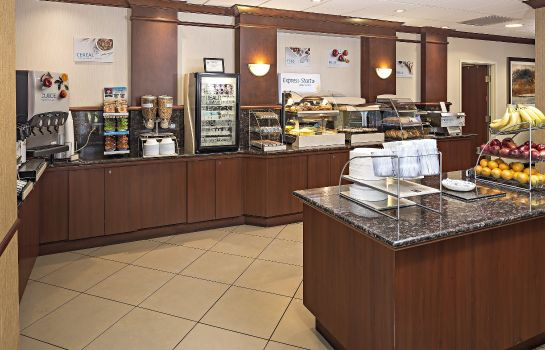Restaurante Holiday Inn Express & Suites MANCHESTER-AIRPORT