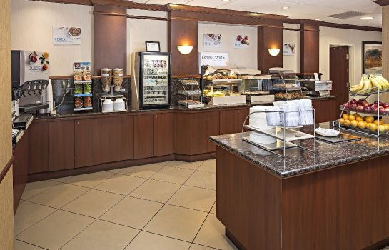 Restaurant Holiday Inn Express & Suites MANCHESTER-AIRPORT